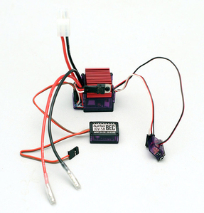 [Z-E0007]Outcry Crawler Speed Controller ESC with TurboBEC