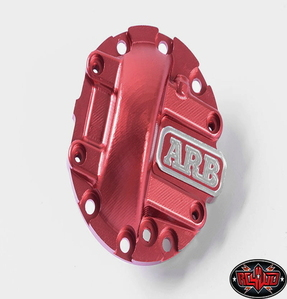 [Z-S1295]ARB Diff Cover For The Yota II Axle (Red)