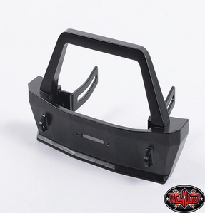 [Z-S1313] Tough Armor Stubby Front Winch Bumper for Axial SCX10