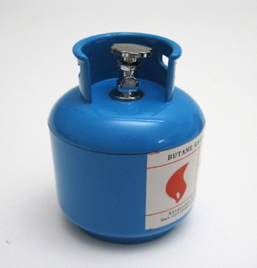 [DO-000124] Scale gas bottle BLUE [가스통/블루]