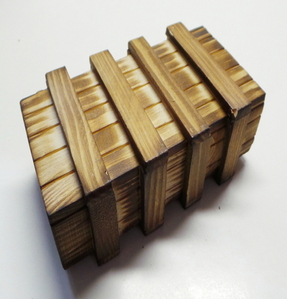 [DO-000103] wooden boxes BIG [대형나무상자]
