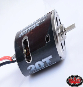 [Z-E0065] 540 Crawler Brushed Motor 20T