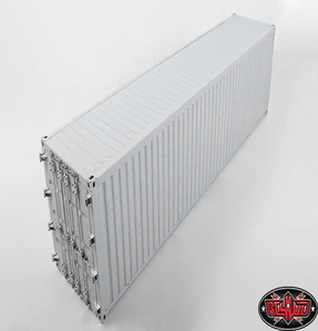 [Z-H0014] RC4WD 1/14 All Metal 40' Shipping Container (Grey)
