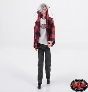[Z-S1386] RC4WD Action Figure - Mike