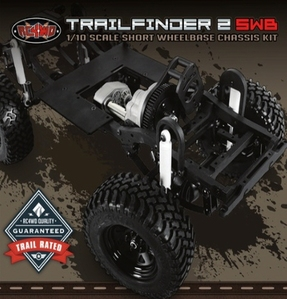 "[Z-K0045] RC4WD Trail Finder 2 Truck Kit ""SWB"" [바디미포함]"