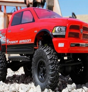 [AX90037 ] Axial SCX10™ Ram Power Wagon 1/10th Scale Electric 4WD - RTR [3채널 송수신기 포함 RTR 제품입니다.]