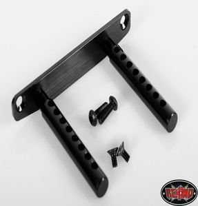 [Z-S0769] Tough Armor Rear Machined Bumper Mount for Trail Finder 2