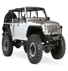 [AX90028-R] Axial SCX10™ 2012 Jeep® Wrangler Unlimited Rubicon 1/10th Scale Electric RTR