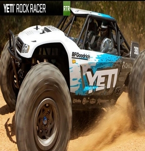 [AX90026] Axial YETI™ 1/10th Scale Rock Racer Electric 4WD - RTR [3채널 송수신기 포함 RTR 제품입니다]