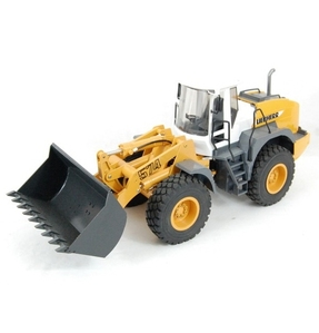 1/16 Liebherr 574 hydraulic loader with metal parts [하부 메탈 브루더 유압 휠로더 기본킷]