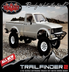 [Z-K0049] Trail Finder 2 Truck Kit w/Mojave II Body Set