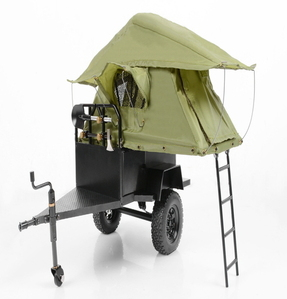 [Z-H0007] RC4WD Bivouac 1/10 M.O.A.B Camping Trailer w/Tent