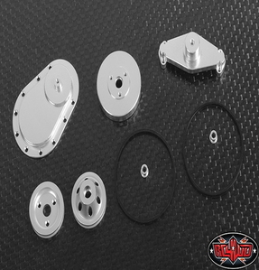 [Z-S1537] RC4WD Pulley Kit w/Belt for V8 Scale Engine