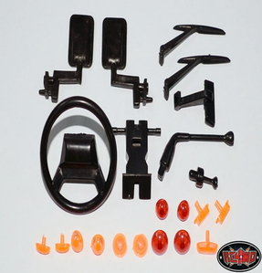 [Z-B0034] Land Rover Defender D90 Hard Body Spare Parts Assortment