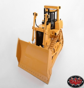 [VV-JD00015] 1/14 Scale DXR2 Hydraulic Earth Dozer [송.수신기 제외]