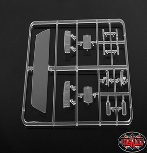 [Z-B0078] RC4WD Mojave II Clear Parts Tree