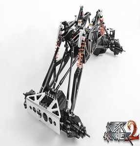 [Z-K0055] RC4WD 1/4 Killer Krawler 2 Kit (Black)