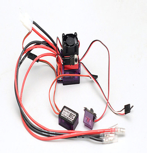 [Z-E0008] Outcry Crawler Dual Motor ESC w. Fan & TurboBEC