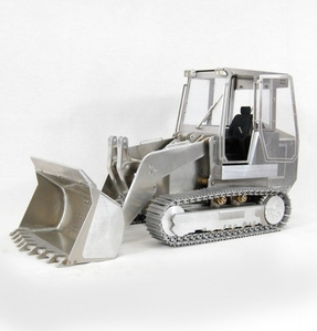 TL14 1/14 Full metal Track Loader KIT [금속 키트만]
