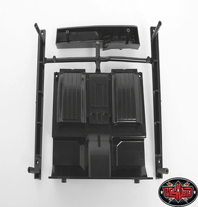 [Z-B0102] Chevrolet Blazer Interior Panels Parts Tree