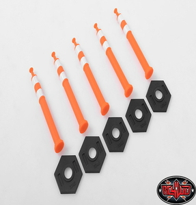 [Z-S1619] 1/12 Highway Traffic Cones