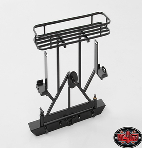 [Z-X0022] Rock Hard 4x4 Rear Multi Carrier for TF2 SWB
