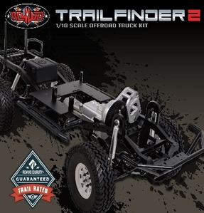 [Z-K0054] Trail Finder 2 Truck Kit
