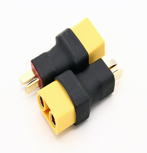 XT90 Female to T-Connector male 2pcs/bag
