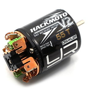 (MT-0016) Hackmoto V2 55T 540 Brushed Motor