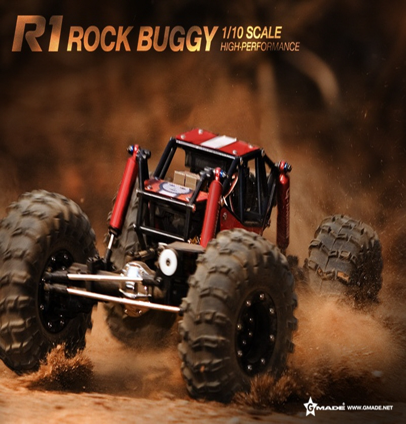 Gmade Crawler R1 ROCK BUGGY ARTR (Red) ��ũ��︵