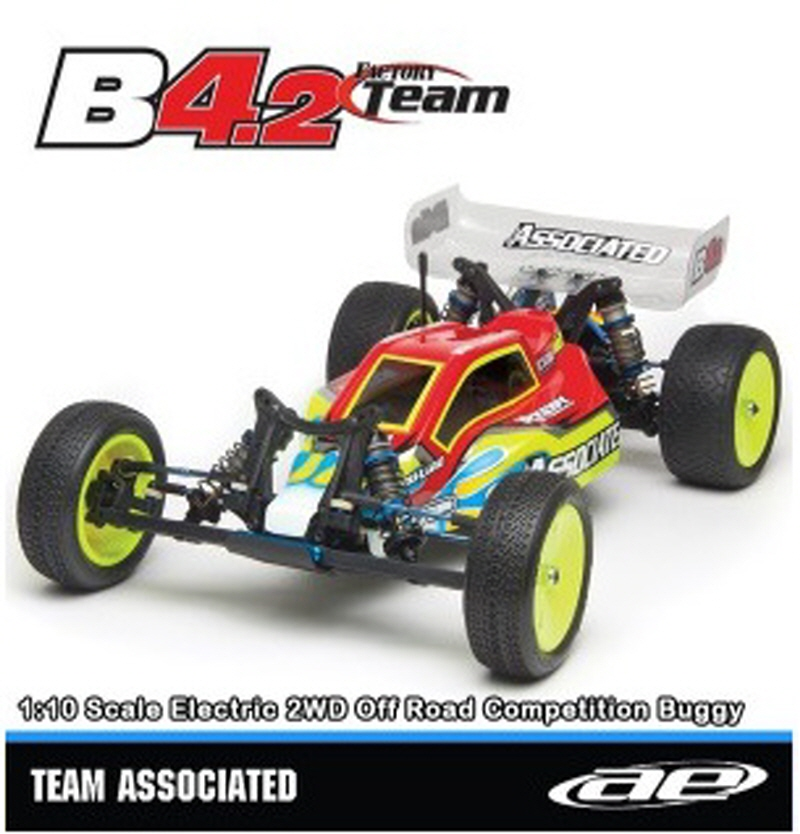 AAK9041 RC10B4.2 Factory Team Kit