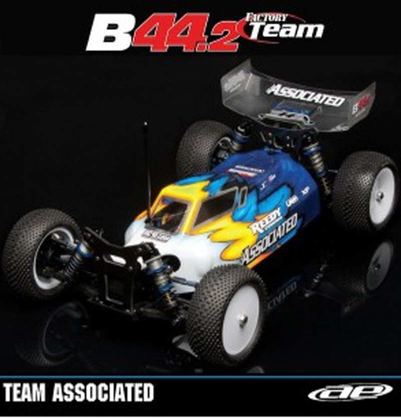 AAK9062 RC10B44.2 Factory Team Kit