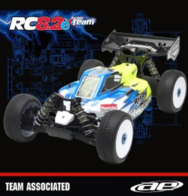 AAK80907 RC8.2e Factory Team Kit