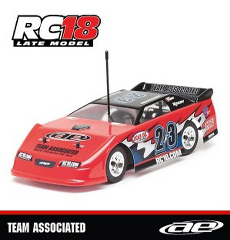 AAK20130 RC18 Late Model RTR (110v아답터포함)