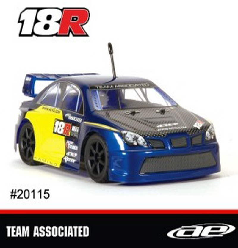 AAK20115 RC18R Kamino RTR Ready-to-Run