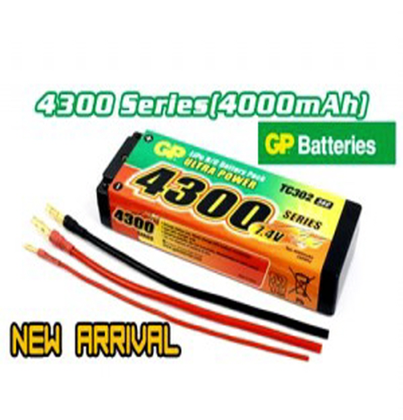 [TC302] GP GP 4300 35C 7.4V LiPo Ultra Power