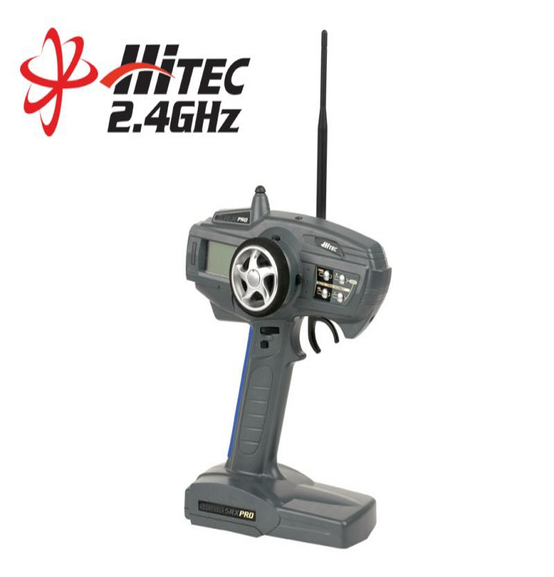 130248 Aggressor SRX PRO 2.4G 3 Channel 2.4GHz