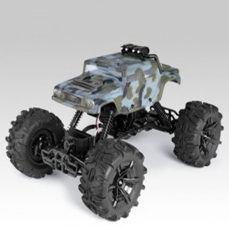 ATK6543F071A TIGER CRAWLER 2.4G S.C (RTR), JUNGLE