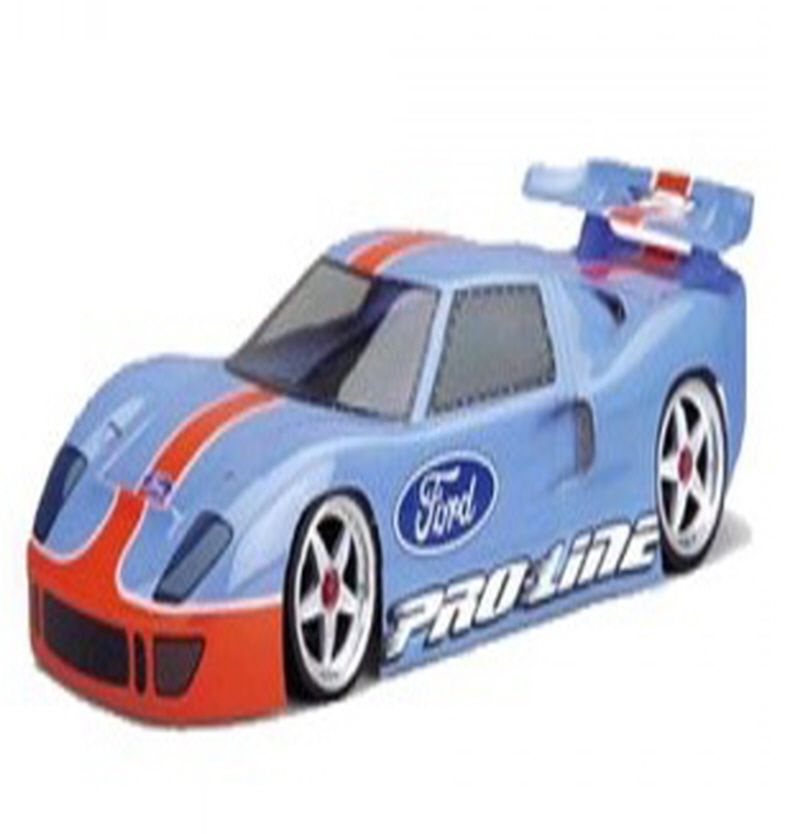 AP3113 Ford GT40 Clear Body for 190mm Touring