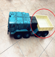 [97400458] CROSS-RC  Cargo box BC8 전용