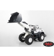 [ VV-JD00032] 1/14 SCALE EARTH MOVER 870K HYDRAULIC WHEEL LOADER (WHITE)  [송수신기제외]