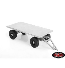 [VV-JD00037] ​1/14 FORKLIFT TRAILER WITH STEERING AXLE