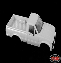 [Z-B0007]Complete Mojave Body Set For Trail Finder 2 (Primer Gray)