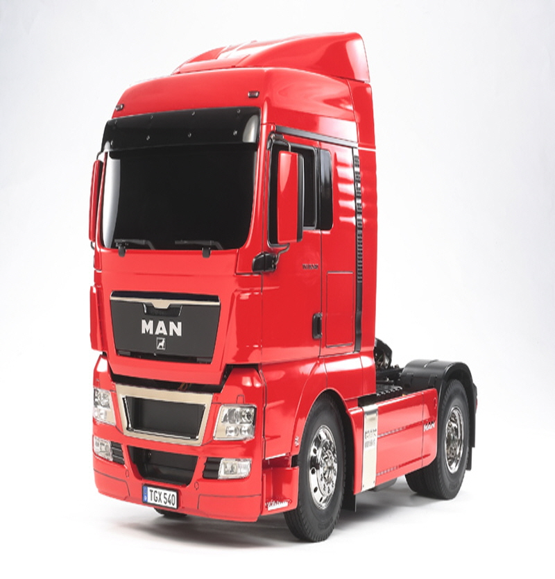 [56329] RC MAN TGX 18.540 4x2 XLX  1/14