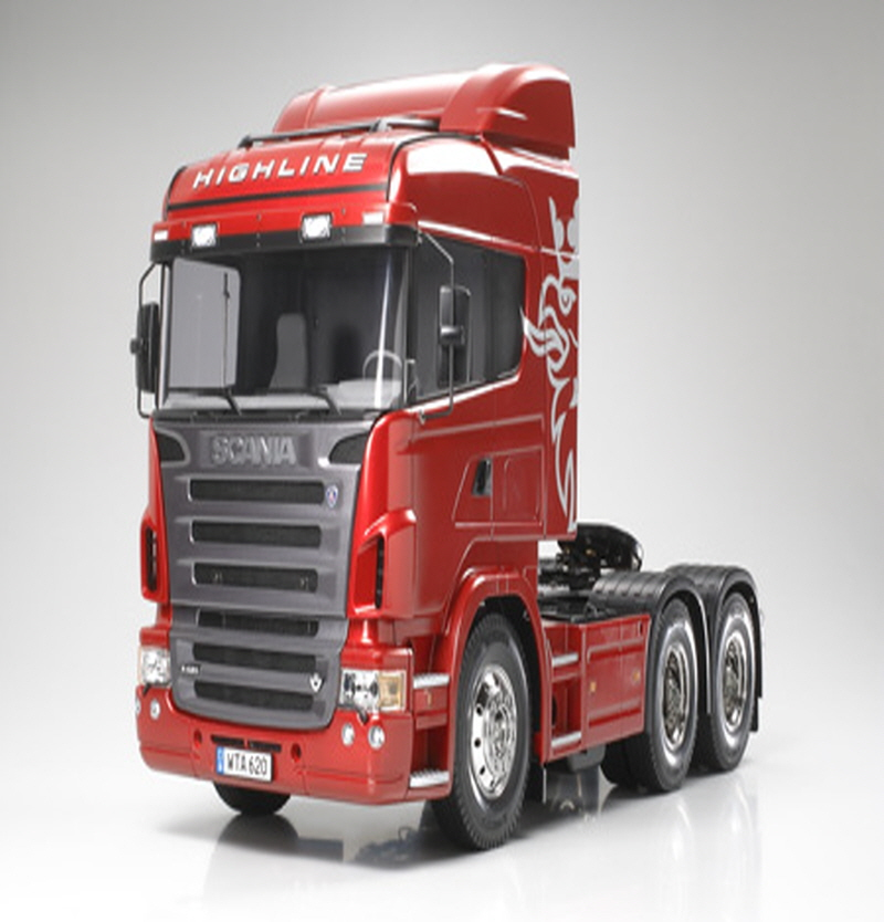 [56323] RC Tractor Truck Scania R620 - 6x4 Highline 1/14
