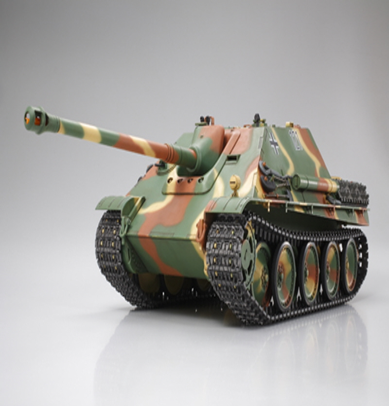 [56024] RC German Jagdpanther - Full Option Kit 1/16