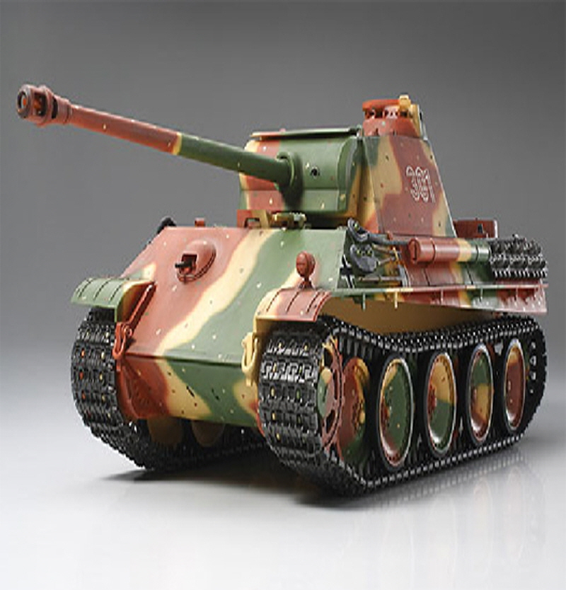 [56022] RC German Panther Type G - Full Option Kit1/16