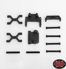 [Z-S1502] XL Blade Snow Plow Mounting kit for Traxxas Revo/Summit