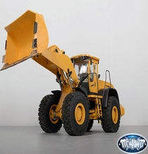 [ VV-JD00013]1/12 Scale Earth Mover 870K Hydraulic Wheel Loader RTR [성지전자 12채널 송/수신기 포함]